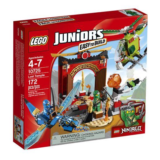 Lego-Junior-Ninjago-10725-O-Templo-Perdido---LEGO