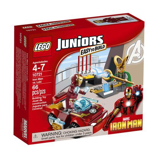 Lego-Juniors-10721-Homem-de-Ferro-Contra-Loki---LEGO