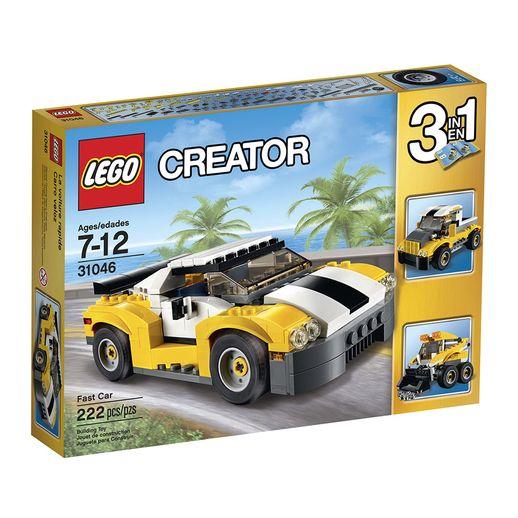 Lego-Creator-31046-3-em-1-Carro-Veloz---LEGO