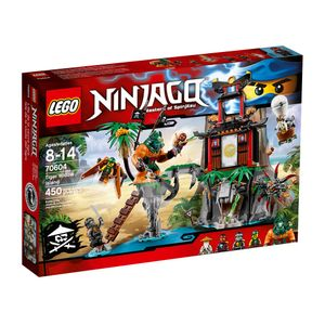 Lego-NinjaGo-70604-Ilha-da-Viuva-Tigre---LEGO