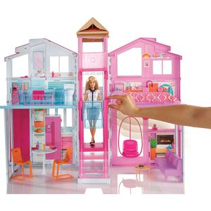 Barbie-Real-Super-Casa-3-Andares---Mattel