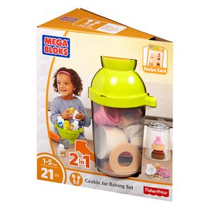 Mega-Bloks-First-Builders-Potinho-de-Biscoitos---Mattel