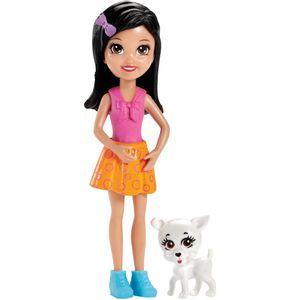 Polly-Boneca-Crissy-com-Bichinho---Mattel
