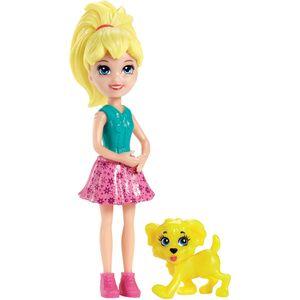 Polly-Boneca-Polly-Pocket-com-Bichinho---Mattel