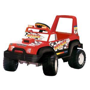 Jeep-Nevada-Pick-up-Vermelho-6V---Peg-Perego