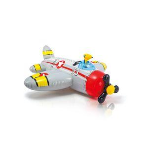 Bote-Aviao-Cinza-com-Pistola-de-Agua---Intex