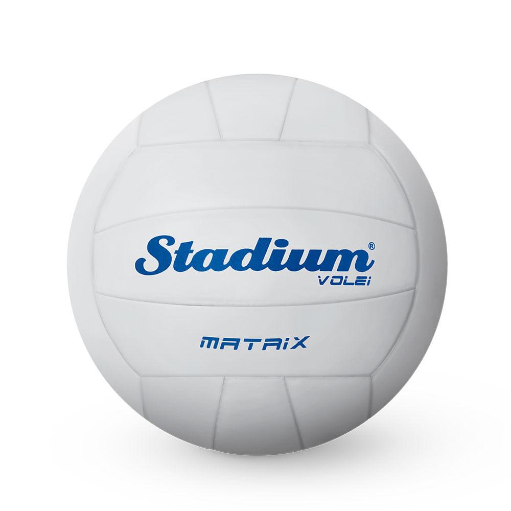 257903fa10 Bola Stadium Volei Matrix Branca - Penalty