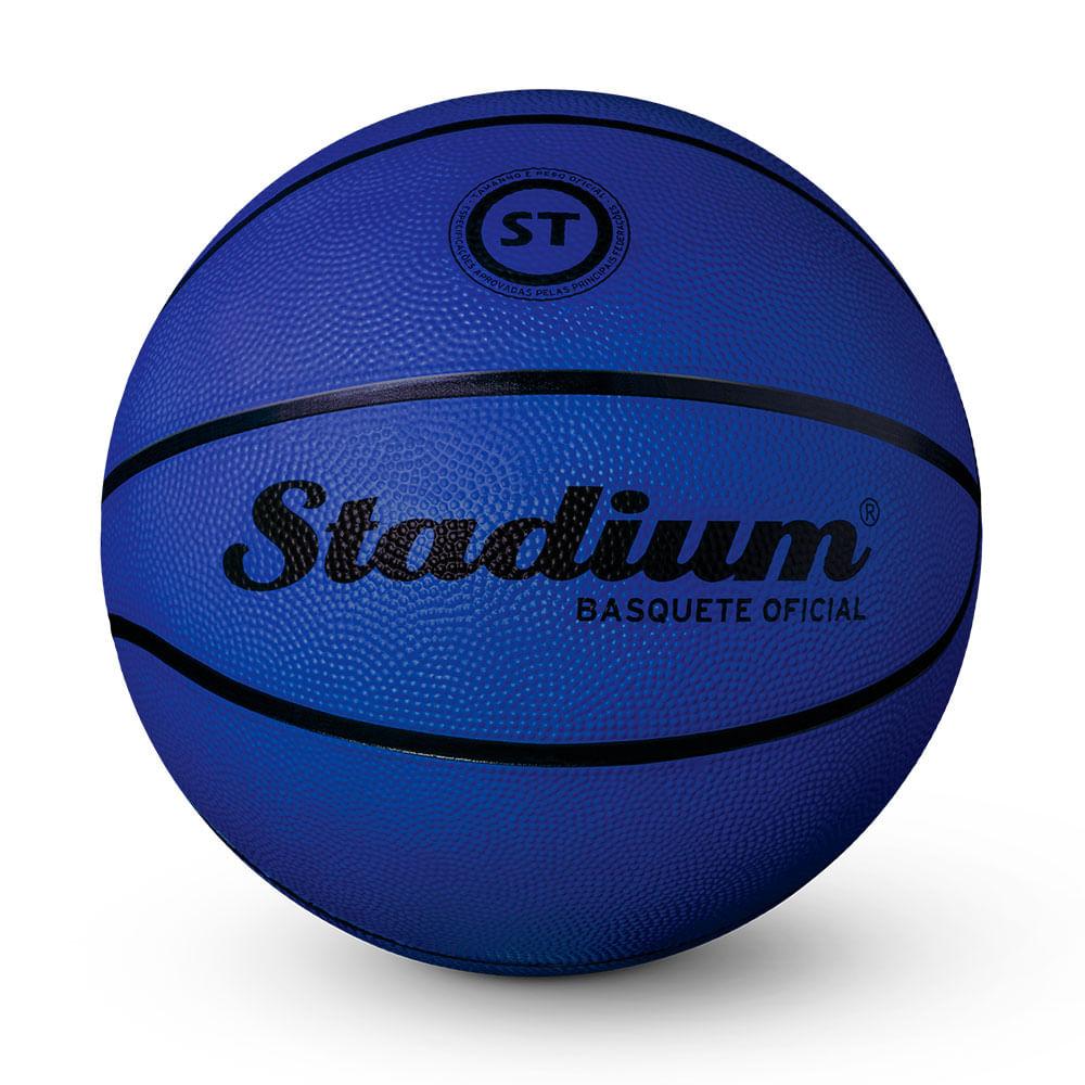 4846d323875cd Bola Stadium Basquete Azul - Penalty