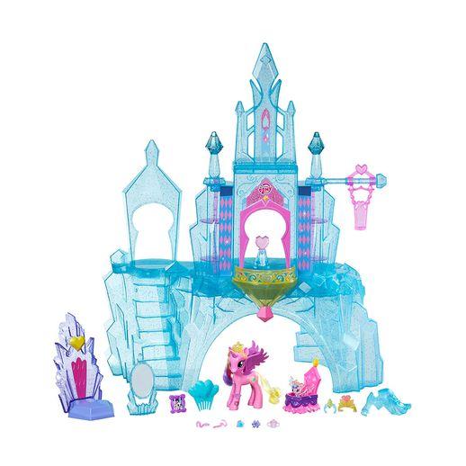 Conjunto-My-Little-Pony-Castelo-de-Cristal---Hasbro