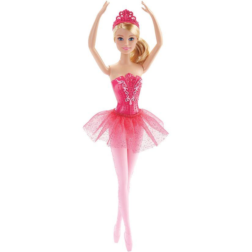 9be17637f1 Barbie Fantasia Bailarina Loira - Mattel