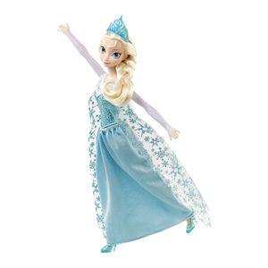 Frozen-Elsa-Musical---Mattel