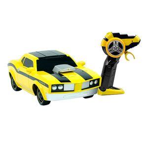 Carro-Controle-Remoto-Muscle-Amarelo---Candide