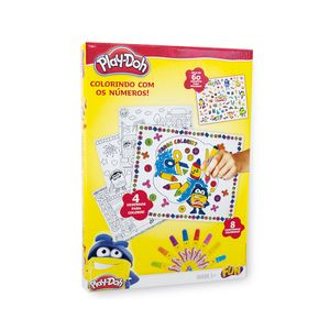 Play-Doh-Colorindo-com-Numeros---Fun-Divirta-se