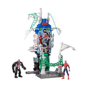 Cenario-Spider-Man-Web-City-Showdown---Hasbro