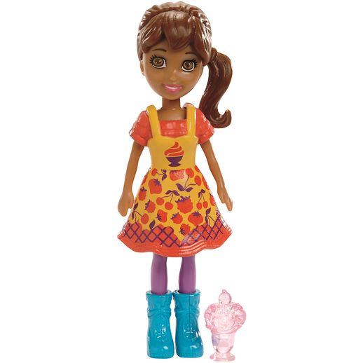 Polly-Pocket-Basico-Shani---Mattel