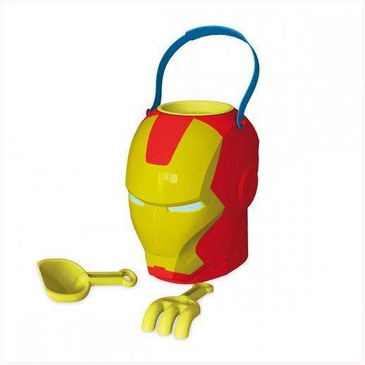 Balde-de-Praia-Avengers-Homem-de-Ferro---Xalingo