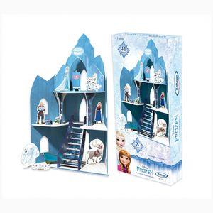 Castelo-de-Madeira-Frozen-Disney---Xalingo