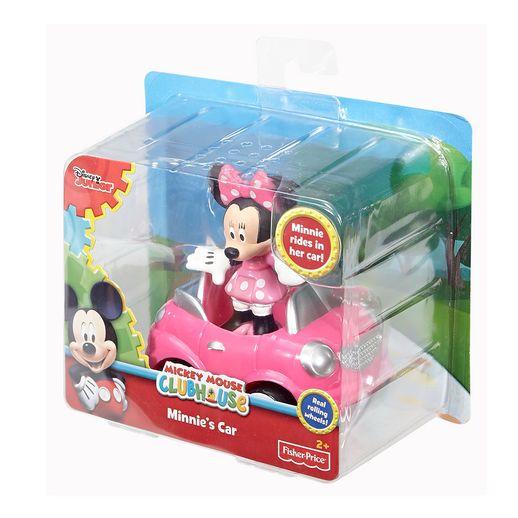 Mickey-Clubhouse-Carro-da-Minnie---Mattel