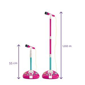 Barbie-Microfone-Karaoke-Fabuloso---Fun-Divirta-se-
