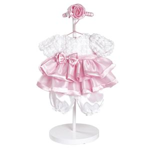 Roupa-Adora-Doll-Branco-e-Rosa---Shiny-Toys