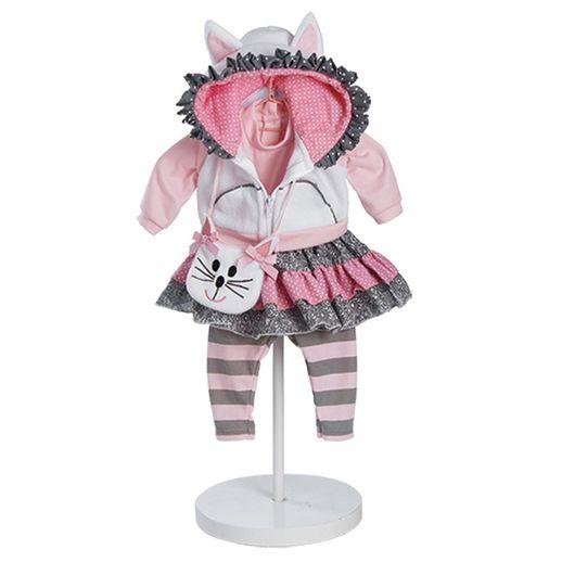Roupa-Adora-Doll-Gatinho---Shiny-Toys