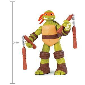 Tartaruga-Ninja---Boneco-de-Acao-28-cm-Michelangelo---Multikids