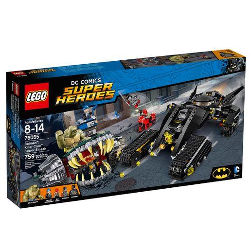 Lego 76055 Batman™ Crocodilo™ Combate nos Esgotos - Lego