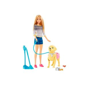 Barbie-Familia-Passeio-com-Cachorrinho---Mattel-