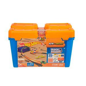 Hot-Wheels-Track-Builder-Kit-Completo---Mattel-