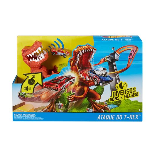 Hot-Wheels-Pista-Ataque-do-T-Rex---Mattel