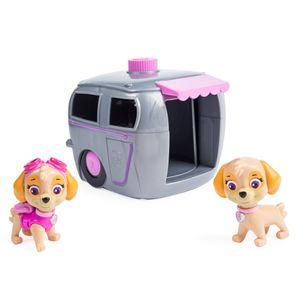 Patrulha-Canina-Playset-de-Resgate-com-Casinha-Skye---Sunny