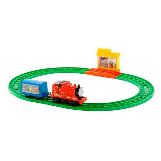Thomas-e-Seus-Amigos-Ferrovia-Basica-James-Motorizado---Mattel