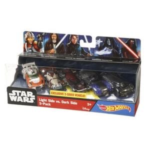Hot-Wheels-Pack-Star-Wars---Mattel