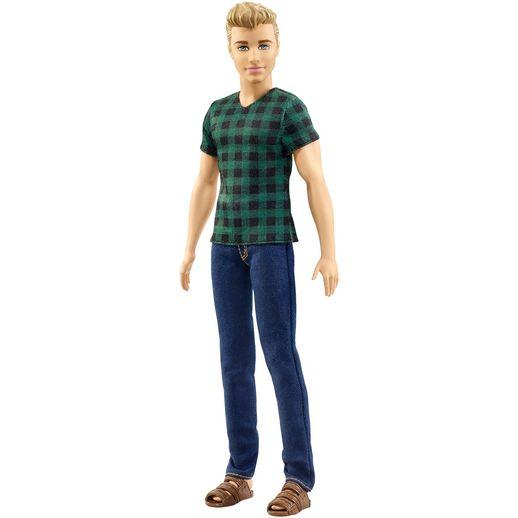 Fashionistas-Ken-Checked-Style---Mattel