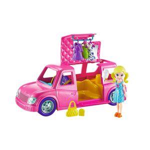 Polly-Limusine-Fashion---Mattel