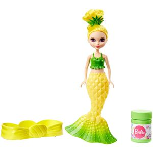 Barbie-Mini-Sereias-Bolhas-Magicas-Abacaxi---Mattel