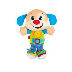 Fisher-Price-Cachorrinhos-Hora-de-Vestir-Aprender-e-Brincar---Mattel