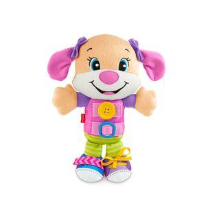 Fisher-Price-Cachorrinhos-Hora-de-Vestir-Rosa-Aprender-e-Brincar---Mattel