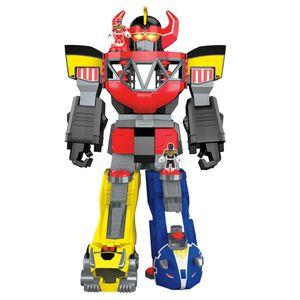 Imaginext-Power-Rangers-Megazord---Mattel