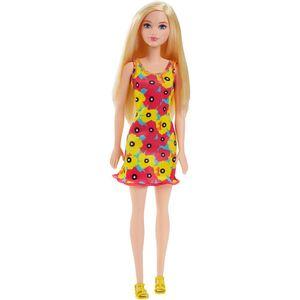 Barbie-Fashionista-Vestido-com-Flores---Mattel
