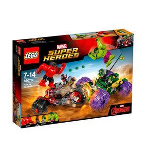 Lego-Super-Heroes-76078-Hulk-contra-Hulk-Vermelho---Lego
