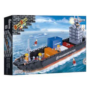 Navio-Container-716-Pecas---Banbao
