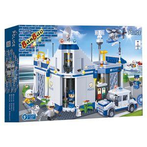 Sede-da-Policia-718-Pecas---Banbao