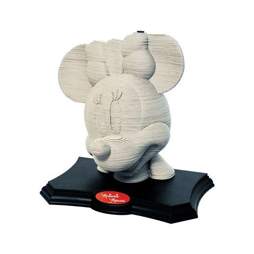 Puzzle-Escultura-3D-Minnie---Grow