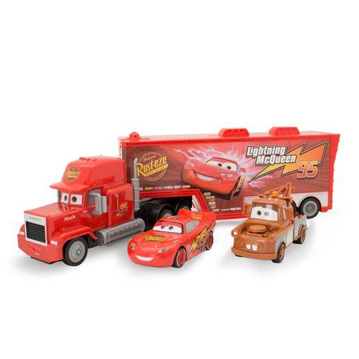 Carros-Kit-com-Mack-Mate-e-McQueen---Toyng