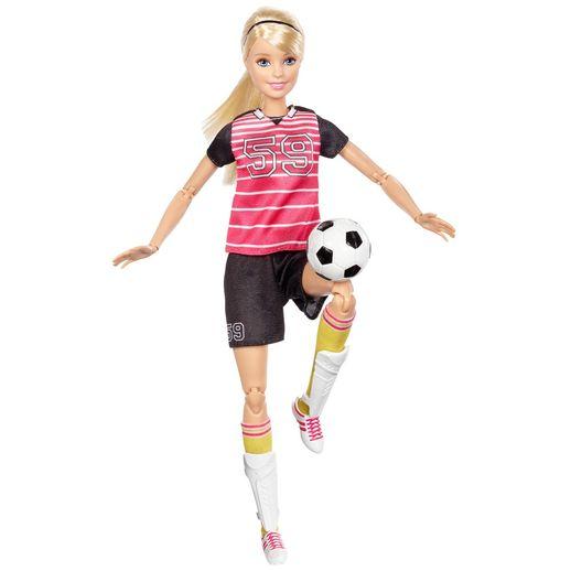 Boneca-Barbie-Esportista-Futebol---Mattel