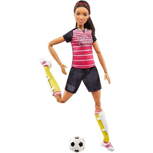 Boneca-Barbie-Morena-Esportista-Futebol---Mattel