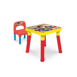 Super-Heros-Girls-Mesa-com-Cadeira---Monte-Libano