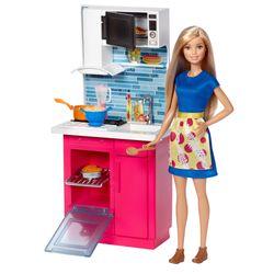 Barbie-Real-Cozinha-com-Boneca---Mattel