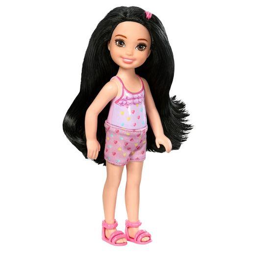 Barbie-Familia-Chelsea-Boneca-Morena---Mattel